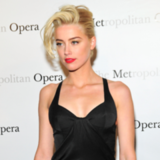 Emma Roberts and January Jones at Metropolitan Opera Gala