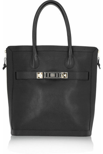 Proenza Schouler|PS11 textured-leather tote|NET-A-PORTER.COM