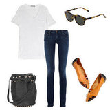 Cool-Girl Casual
