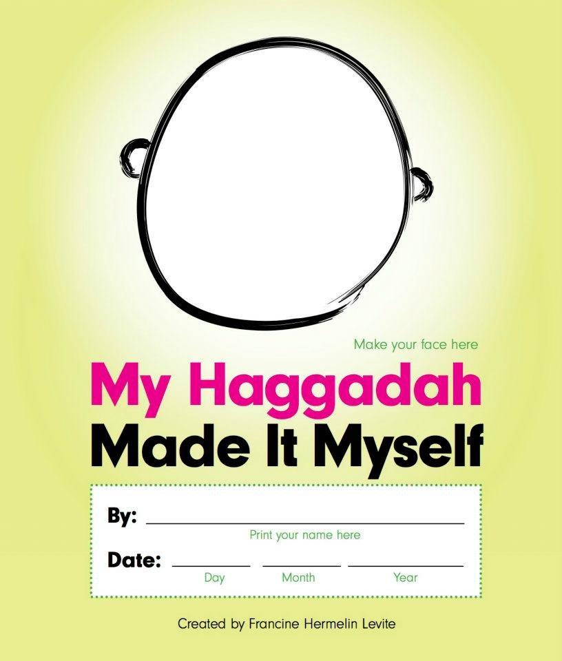 My Haggadah Made It Myself