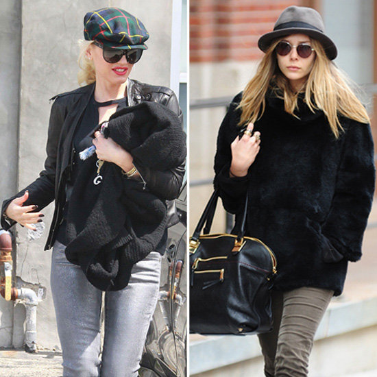Work Fresh Hats Into Your Mix Like Gwen and Elizabeth