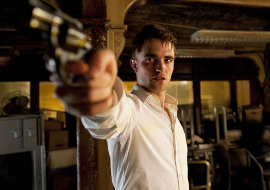 Robert Pattinson in Cosmopolis. Photo courtesy of Alfama Films