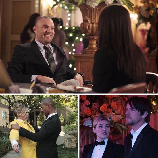 Get a Sneak Peek of Brian Austin Green on the Happy Endings Season Finale