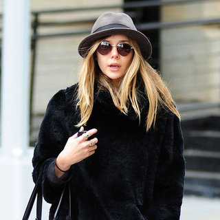 Elizabeth Olsen Carrying Chloe Bag Pictures