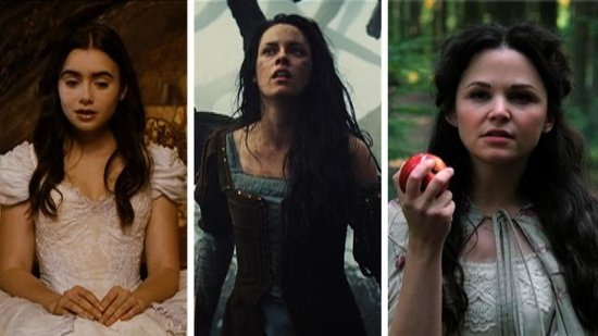 Video: Who's the Fairest Snow White?