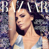 Victoria Beckham Cover of Harper's Bazaar May 2012