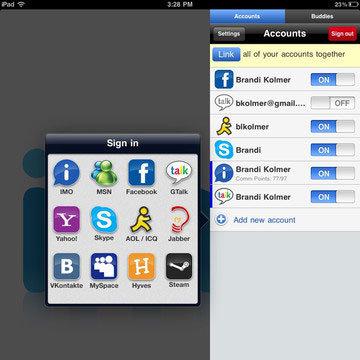 free chat ipad