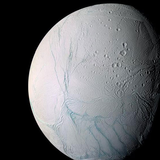 A Few of NASA's Top Planetary Picks For Extraterrestrial Life