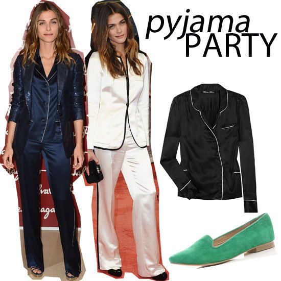 Pyjama Dressing: What To Buy & How To Wear