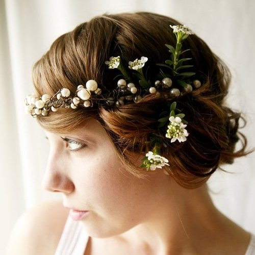 Pinterest Wedding Hair Ideas