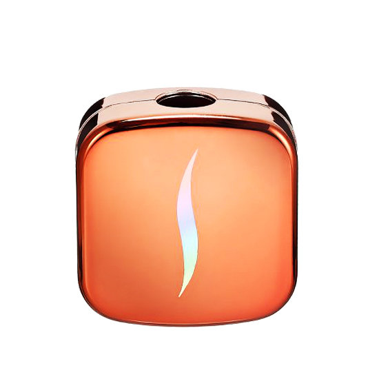 Metallic Orange Sharpener ($8)