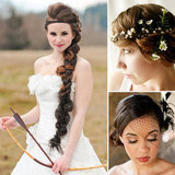 20 Gorgeous Wedding Hairstyles From Pinterest