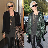 Ashlee Simpson Takes Her Punk-Chic Looks Down Under