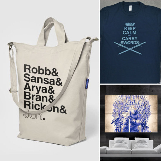 Game of Thrones Gear For Your Fantasy Geek