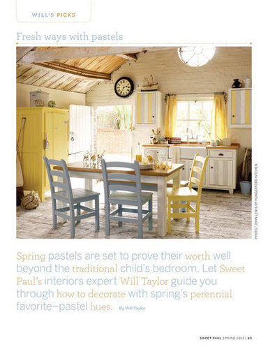 Sweet Paul Magazine - Spring 2012 - Page 42-43