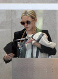 Kate Hudson at LAX.