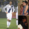 David Beckham Pictures Playing With Galaxy