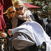 Charlize Theron Pictures in LA With Son Jackson Theron