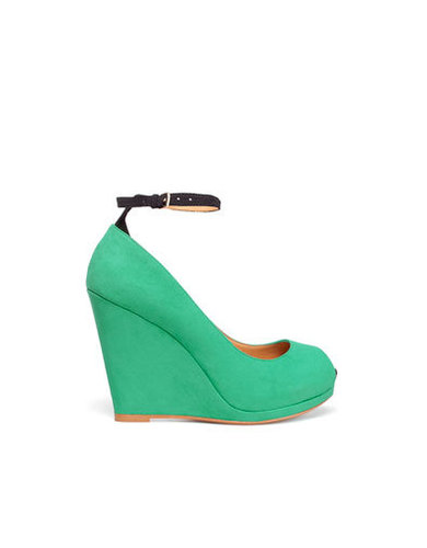 LINED WEDGE - Shoes - Woman - ZARA United States