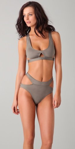 Alexander Wang Cutout Bikini Set