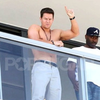 Mark Wahlberg Shirtless Pictures in Miami