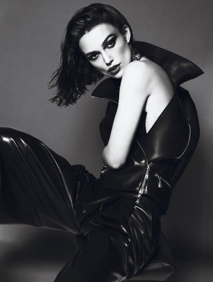 Poor girl: Keira Knightley full photoshoot in the magazine Interview