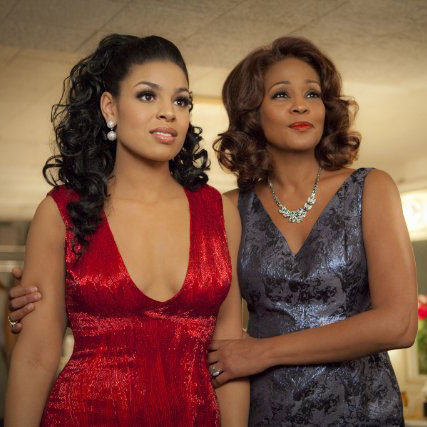Sparkle Movie Trailer Starring Whitney Houston