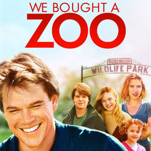 We Bought a Zoo DVD Release