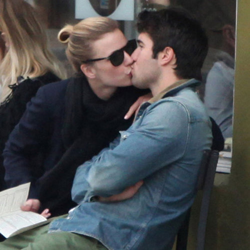 Emily VanCamp and Joshua Bowman Kissing Pictures