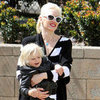 Gwen Stefani Pictures With Zuma and Kingston at Park