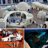 Star Wars Universe Descends on Legoland