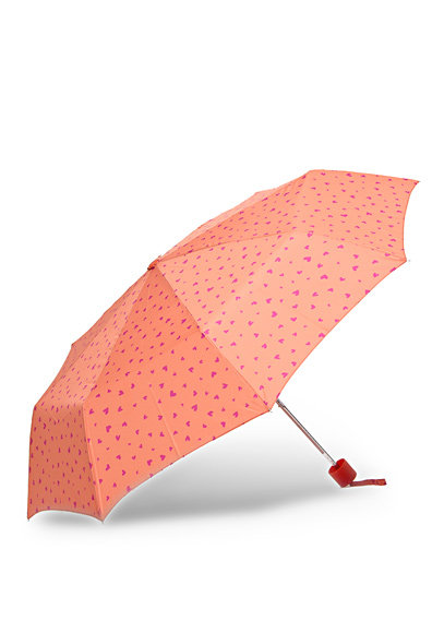 """I'm counting on this cute umbrella to not only keep me dry during the San Francisco downpours, but brighten my mood a bit too."" — Brittney Stephens, assistant editor  Mango Heart Umbrella ($15)"
