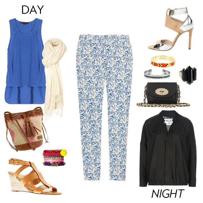 Take Your Spring Staples From Day to Night