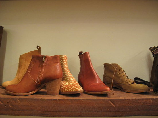 Madewell Fall 2012