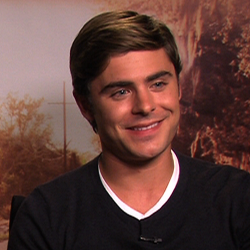 Zac Efron and Taylor Schilling Video Interview on The Lucky One Sex Scenes