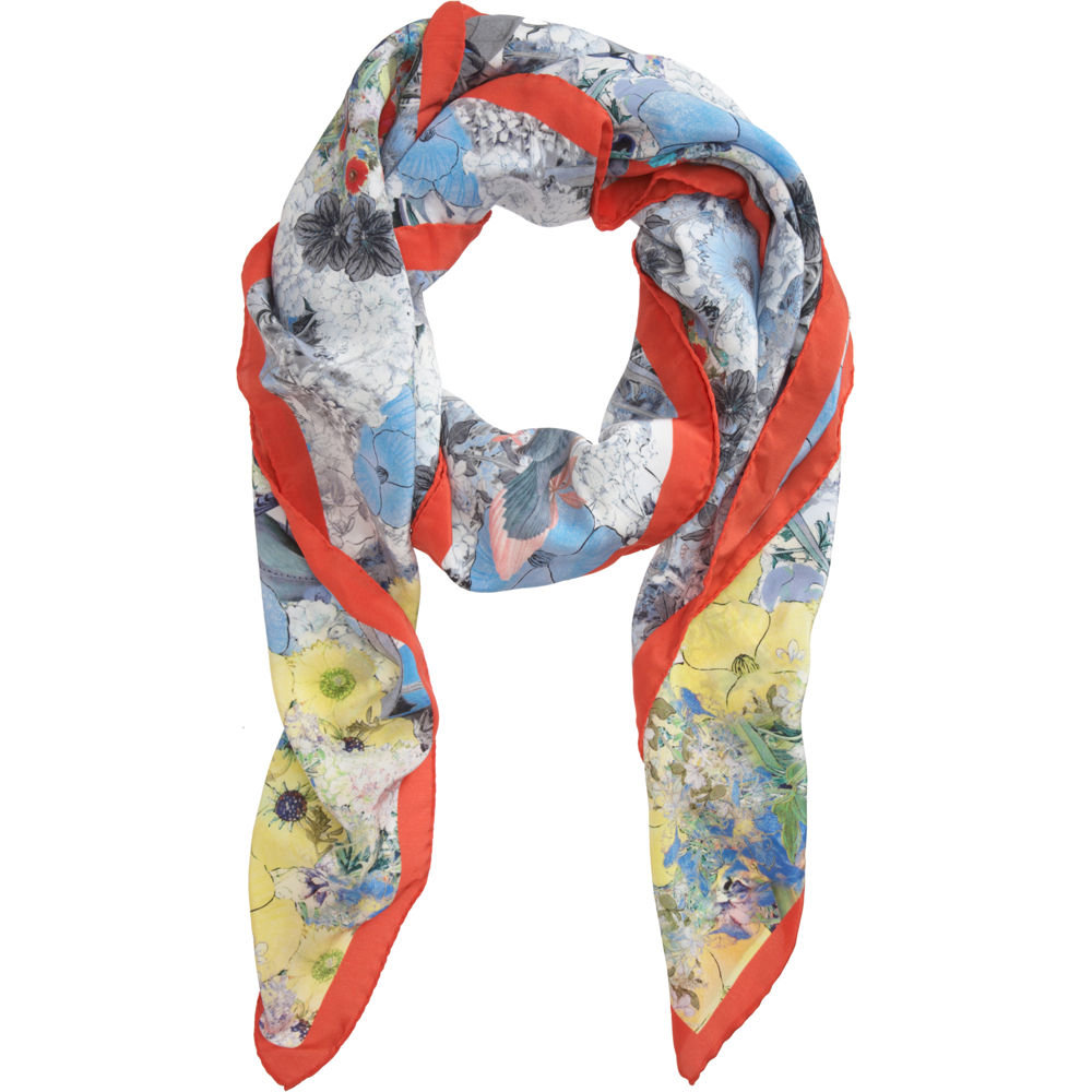 Get in on Spring's flower power obsession with Erdem's vivid iterations. Erdem Botanical Mayhem Scarf ($435)
