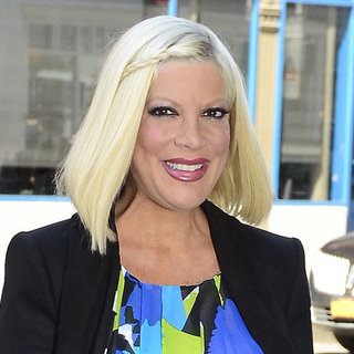 Tori Spelling Discusses Her Surprise Pregnancy