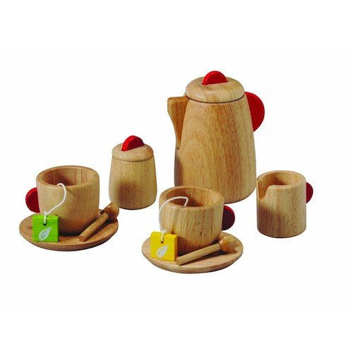 Plan Toys Tea Set ($28)