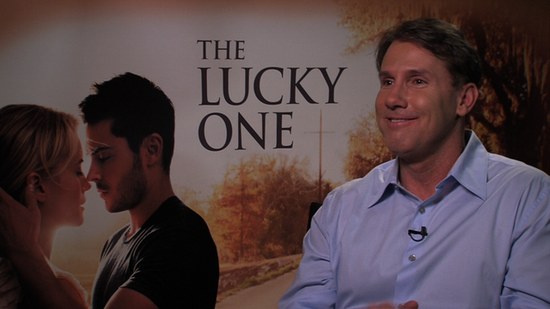 Nicholas Sparks Reveals Who He'd Like to Star in His Next Book-Turned-Movie