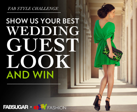 Fab Stylist Challenge Best Dressed Wedding Guest