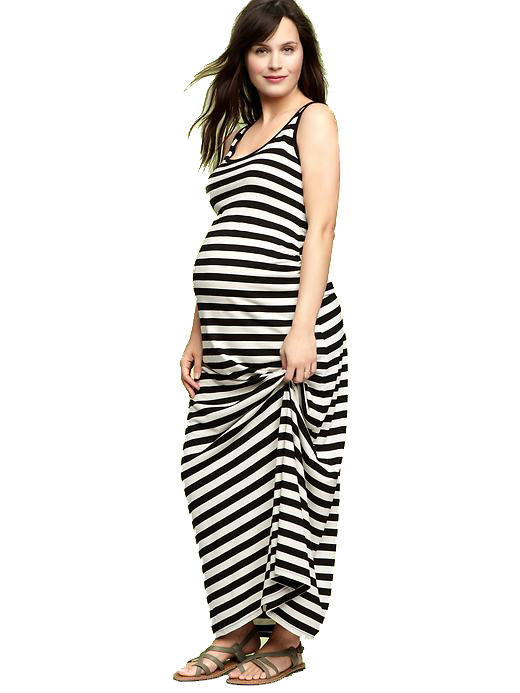 Gap Striped Tank Dress ($50)