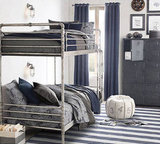 Industrial Steel Pipe Bunk Bed ($1,149)