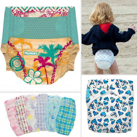 This Season's Designer Diapers Will Have Baby Prancing Around in Style