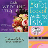 Must-Have Wedding Books For Every Bride-to-Be