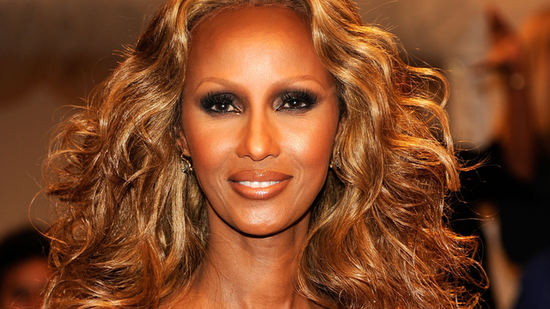 Beauty Icon Iman Reveals Her Secret For Looking (and Doing) Good
