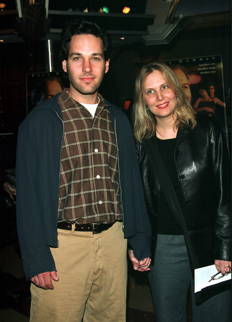 In April 2000, Paul Rudd and then-girlfriend Julie Yaeger checked out the NYC premiere of Where the Money Is.