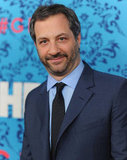 Producer Judd Apatow at the premiere of HBO's Girls in NYC.
