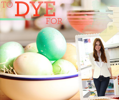 Learn how to create ombre eggs.
