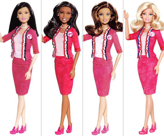 Barbie For President, 2012