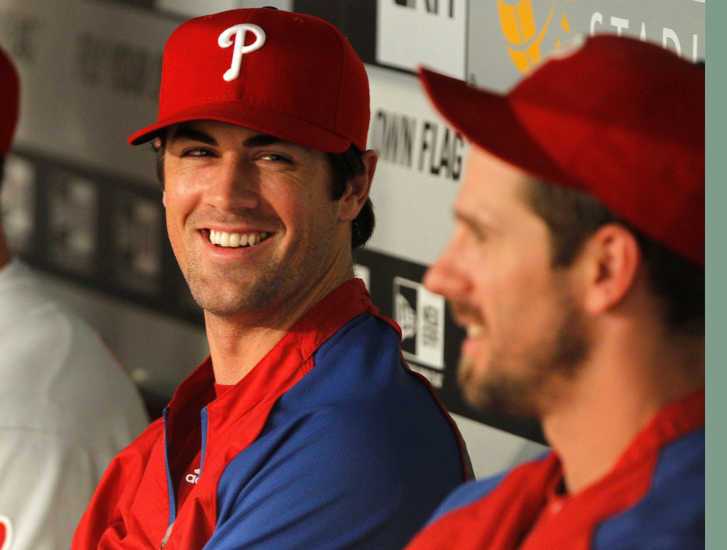 Cole Hamels, Phillies